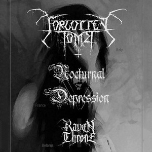 Forgotten Tomb и Nocturnal Depression