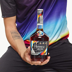 Hennessy Limited Edition by Felipe Pantone