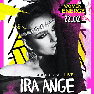 Ira Ange (Moscow/ Live)