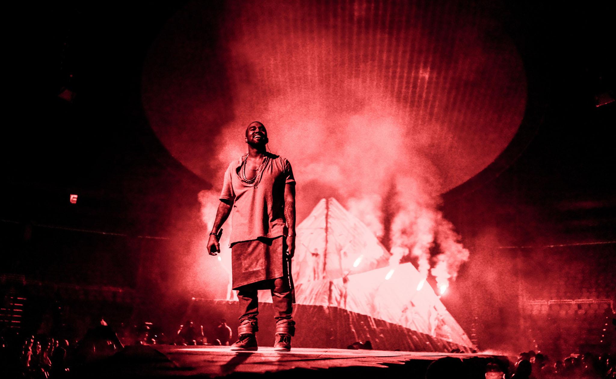 Kids See Ghosts Kanye West