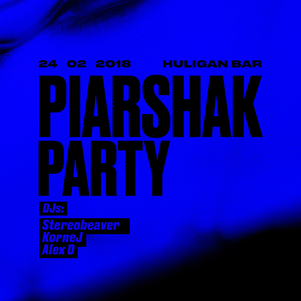 Piarshak Party #2